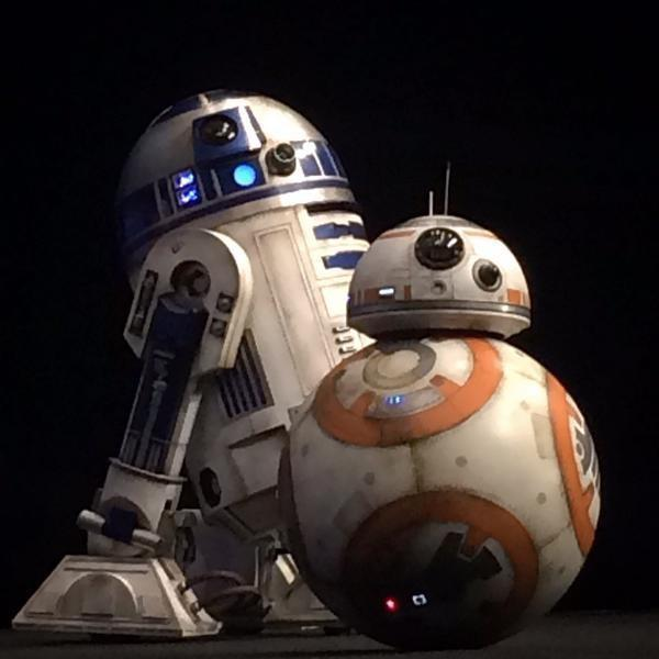 BB-8 or R2-D2?