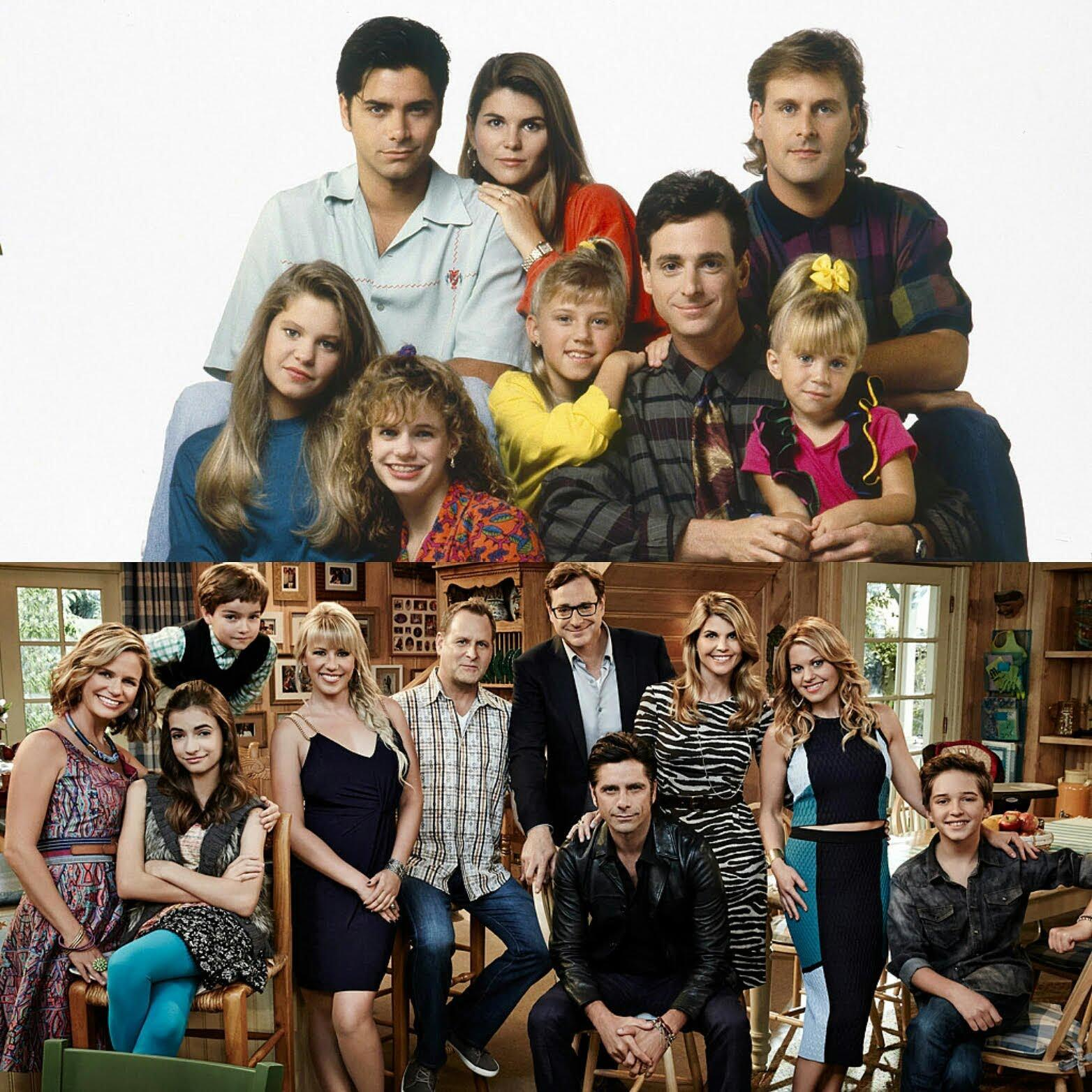 Full House or Fuller House?
