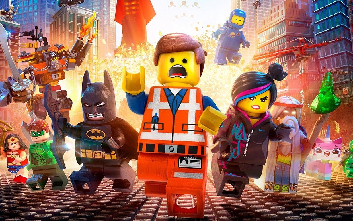 Did you enjoy the movie The Lego Movie?