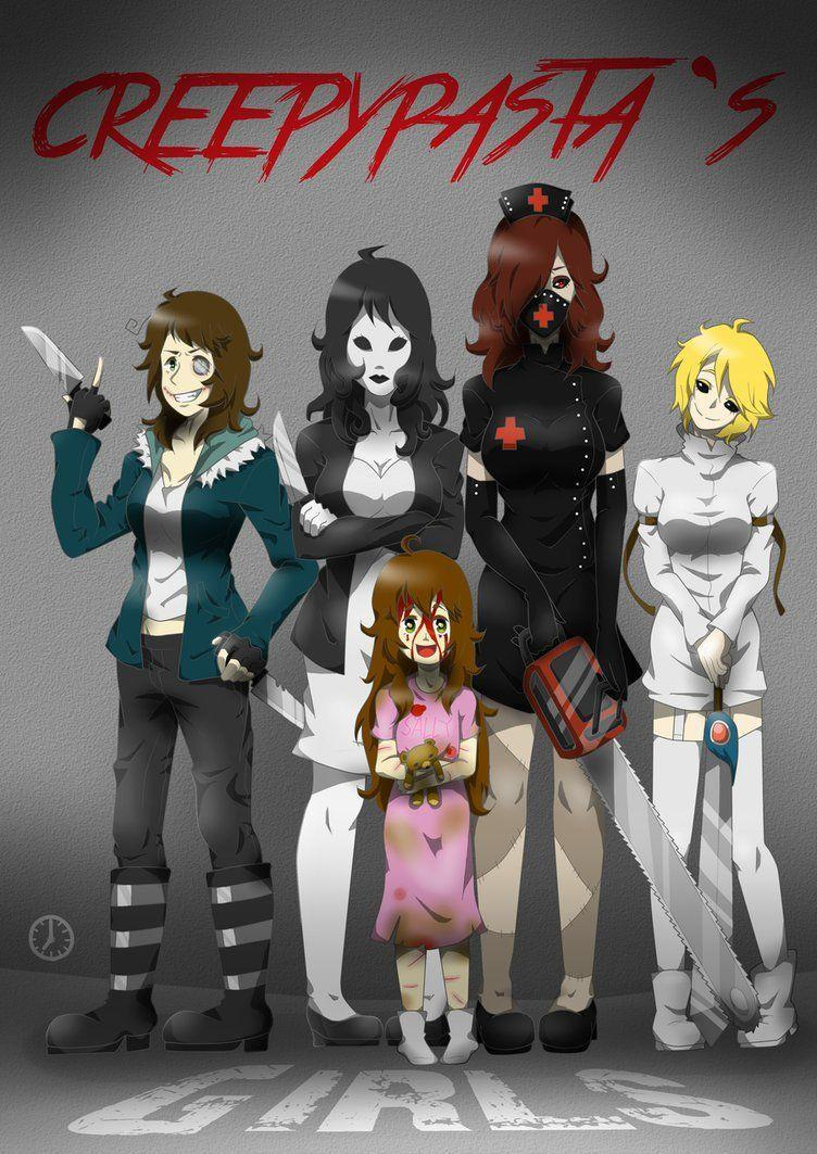 Which creepypasta girl do you like?