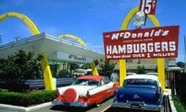 Do you think the old Mcdonalds store was cool?