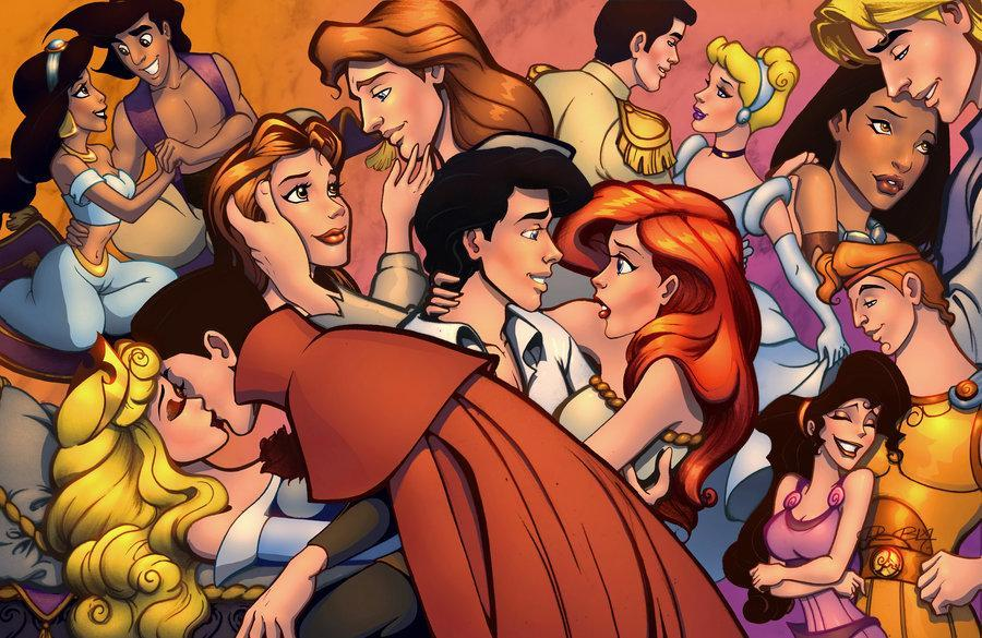 Favorite Disney Prince and Princess (Favorite Couple)