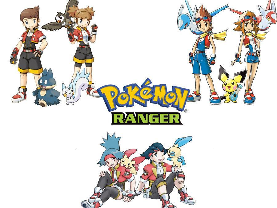 Which Pokemon Ranger Game is Your Favorite?