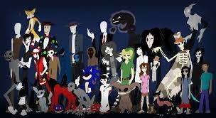 Who is the cutest creepypasta couple?