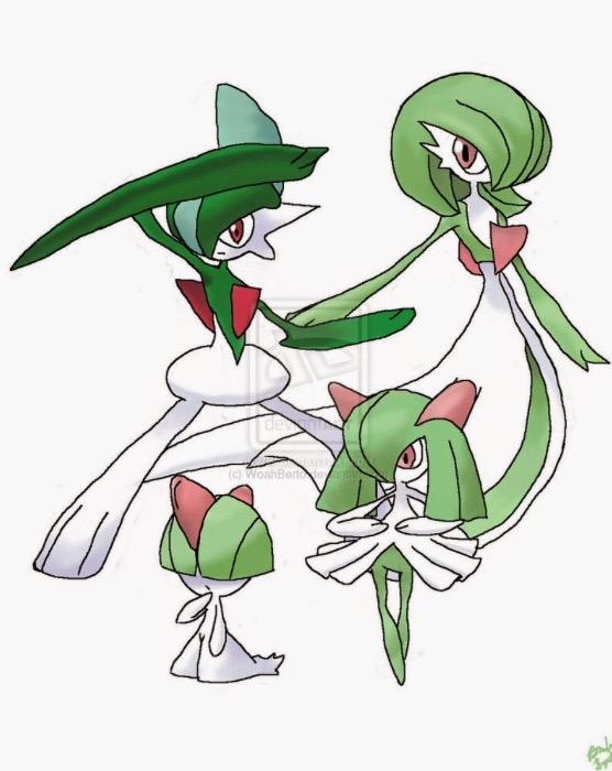 Which Ralts Evolution?