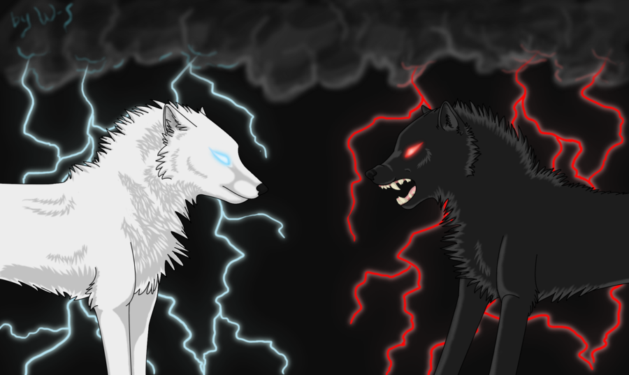 Do you guys want Scar to Stay a Demon wolf or make him into a normal wolf?