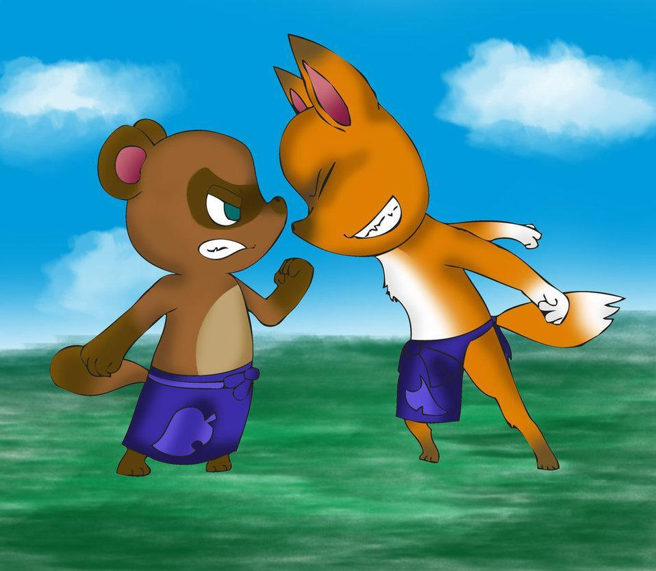 Tom Nook or Redd The Fox?