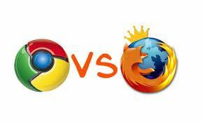 google or firefox