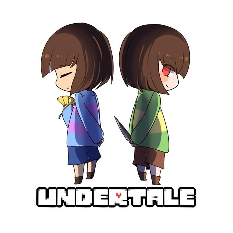 Which Undertale ending would you do: Pacifist or Genocide?