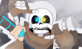 Do you like Ink sans from Inktale?