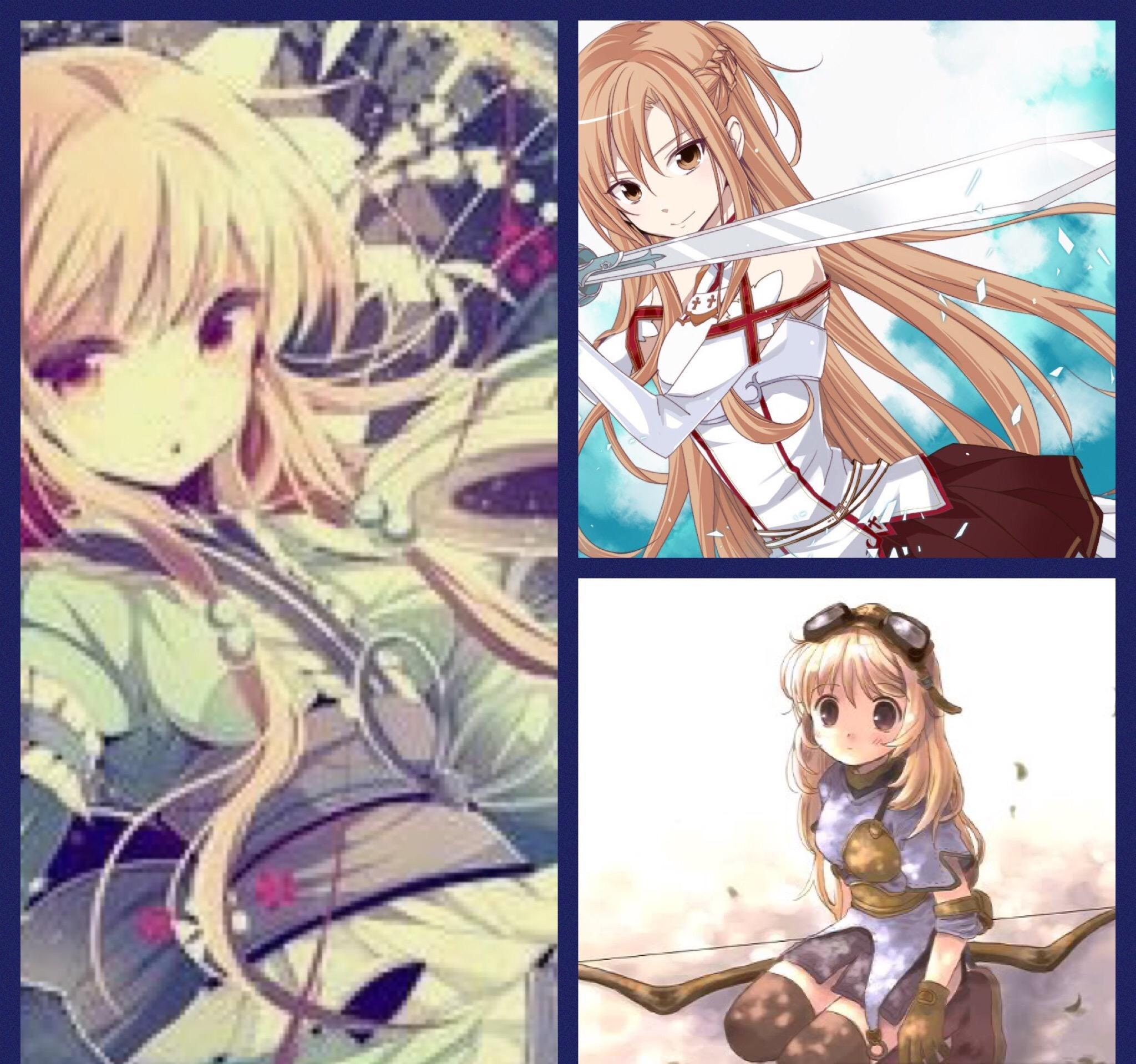 What Do You Think My Favorite Type Is ? (Swordman/sword woman, archer, Magic