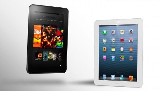 Which gadget do you like more: Kindle Or iPad ?