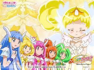 Glitter Force Edition: Candy vs Cure Peace
