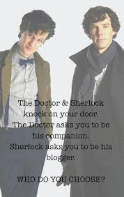 Sherlock or Dr. Who?