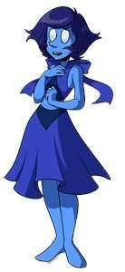 Who Would Look Best in a Dress? (Even Though Lapis already is in one)