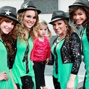 Shake it up or good luck Charlie?