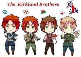 which Kirkland brother ?