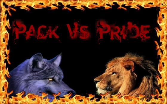 Who would win pack or pride?