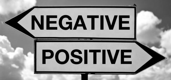 Negative Or Positive