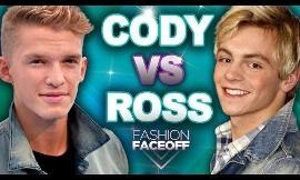 Which singer do you like the most: Cody Simpson or Ross Lynch?