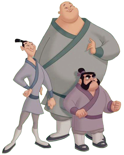 Whos cutest in Mulan? (girls only)