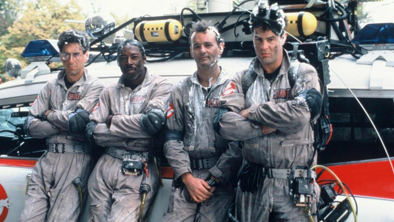 Did you enjoy the movie Ghostbusters?