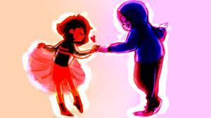 Do you like Frisk x Sans?
