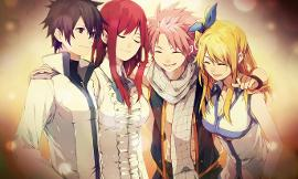 Favorite Fairy Tail character?