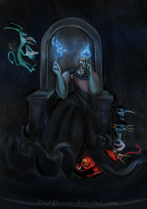 Which Hades Picture?