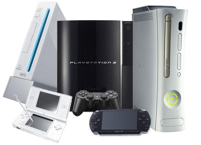 Which gaming console do like the most?