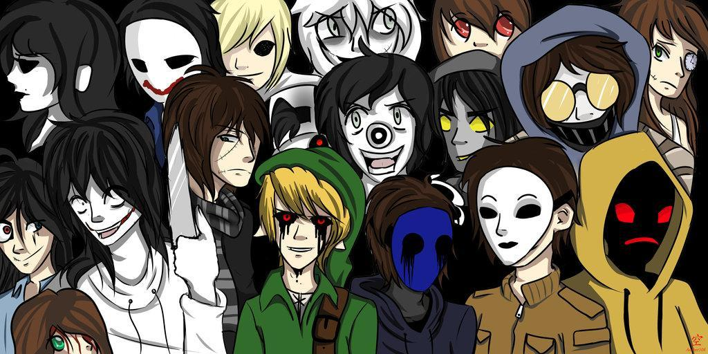 who's your favorite Cool Creepypasta?