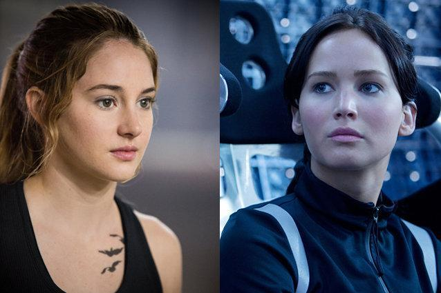 Katniss or Tris?