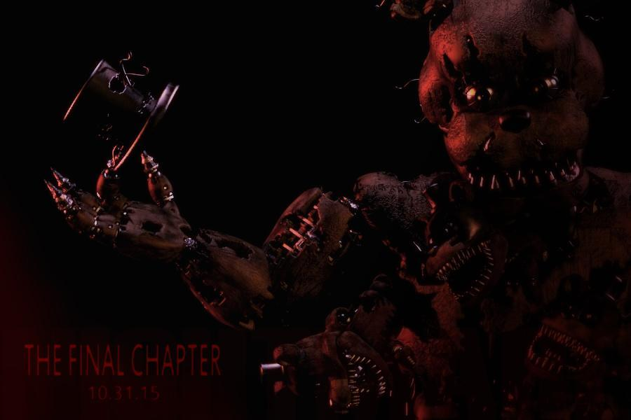 What do you think of FNAF 4?