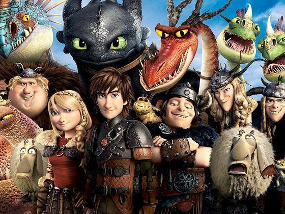 Which HTTYD Dragon is your favourite?