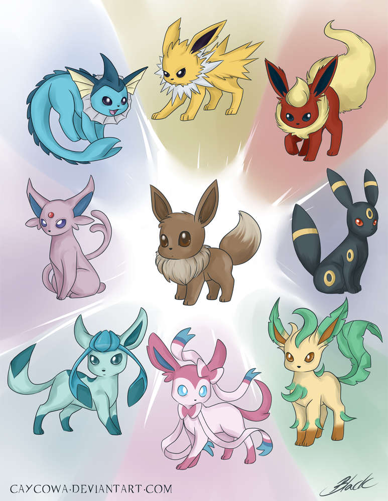 What is your favorite Eevee Evolution?