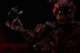 Are you hype for fnaf 4?