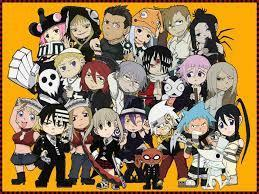 what character from soul eater do you like best?