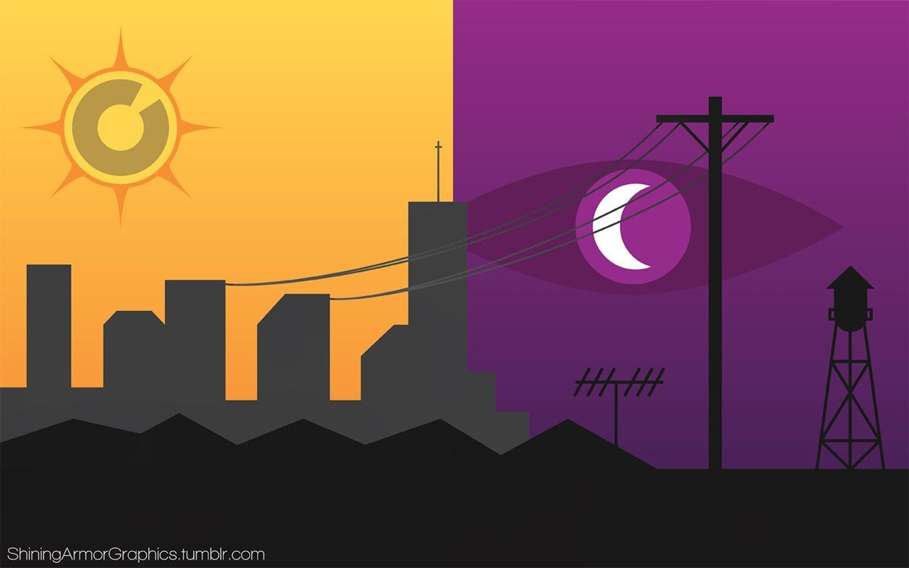 Where would you rather live? Night Vale or Desert Bluffs?