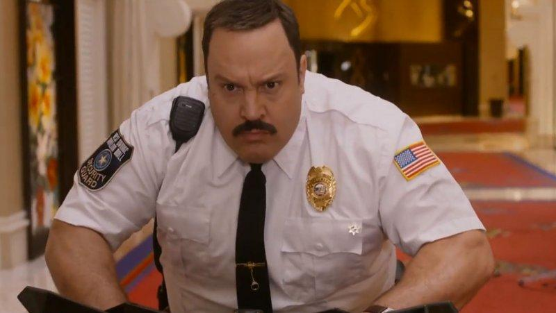 Did you enjoy the movie Paul Blart: Mall Cop 2?