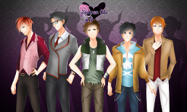 Which of Incubus is your favorite from Seduce Me The Otome?