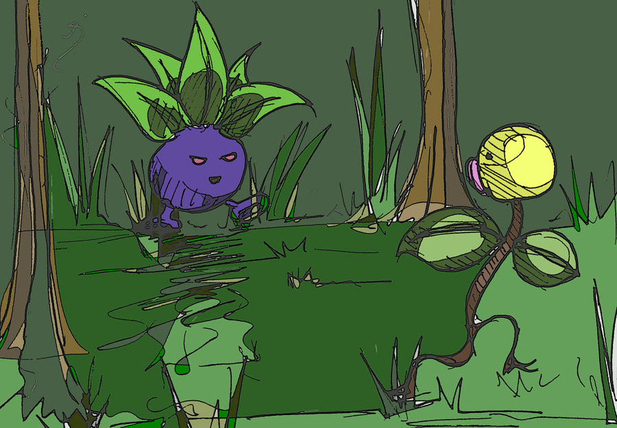 Bellsprout or Oddish?