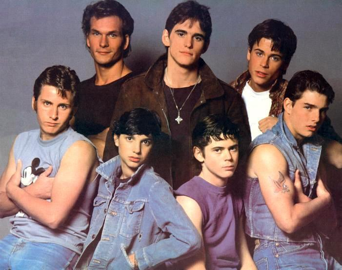 The Outsiders - Favorite Greaser