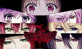 Who would you date? Special: Who would you rather get bitten by? Diabolic Lovers