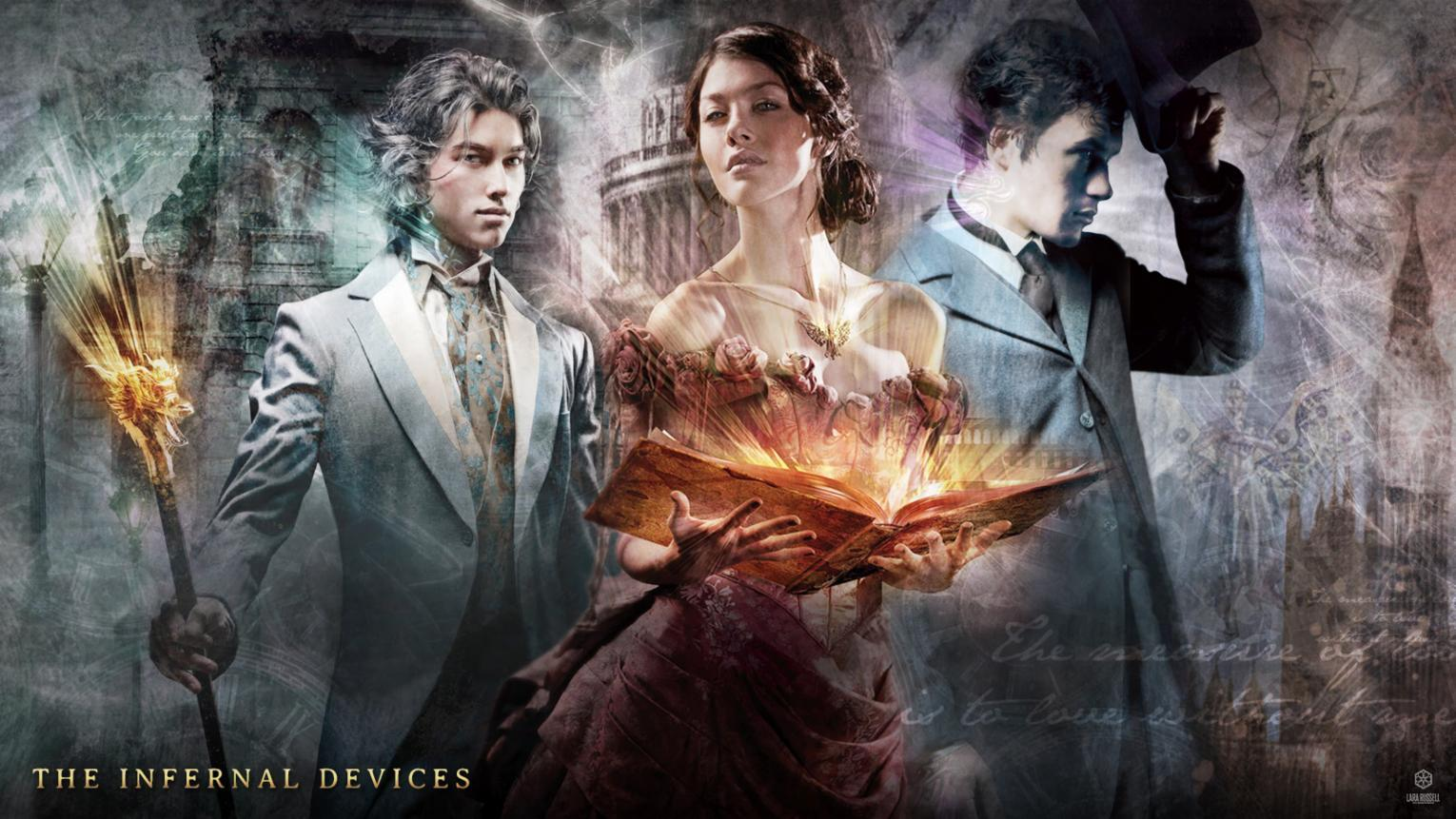 Who is your favourite charectar from the infernal devices?