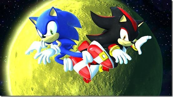 Which is your favorite : Sonic or Shadow?