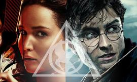 Which movie series do you like more: Harry Potter or Hunger Games?