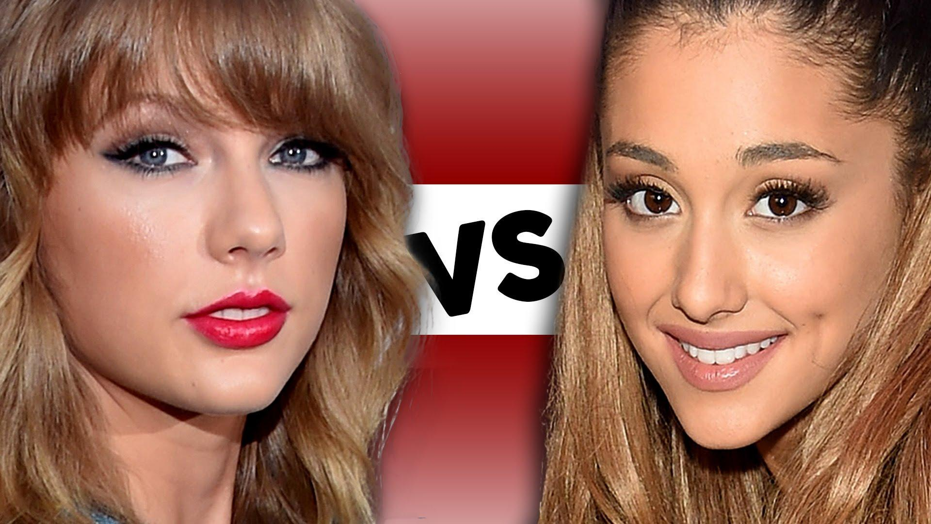 Ariana Grande or Taylor Swift? (Celeb Wars)
