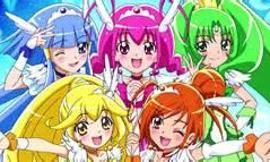 Glitter Force Edition: Cure Happy vs Cure Beauty