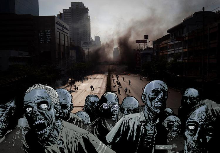 Where Would You Go In A Zombie Apocalypse?