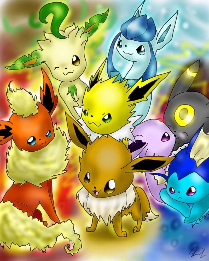 What eeveelution is your favorite?